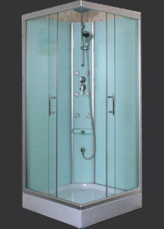 Shower Cubicle  Glass Wall 900x900x2000mm New Bundoora Banyule Area Preview