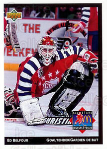 1992-93 McDonald's set (27 hockey cards, no holograms or CL)