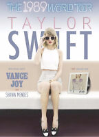 2 Floor Tickets for Taylor Swift 1989 @ Rogers Centre, Oct 3