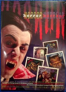 Horror Stamp Collection