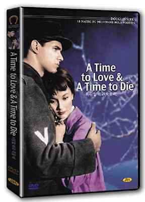 A Time to Love and a Time to Die (1958) New Sealed DVD Douglas Sirk ()