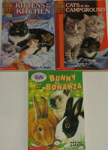 3 Animal Ark Chapter Books London Ontario image 1