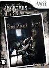 Resident Evil Video Games