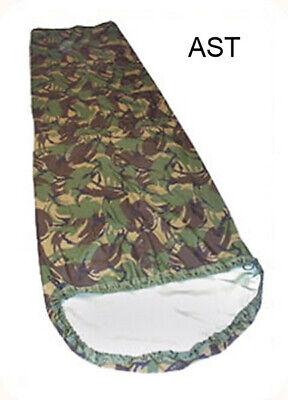 British Army DPM Goretex Bivvy/Bivi Bag- Waterproof Sleeping Bag Cover