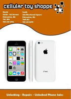 LIKE NEW - IPHONE 5c 16GB UNLOCKED Wind/Mobilicity