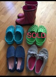 Girls shoes size 4-5-6