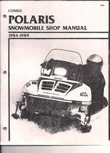 Polaris shop manual