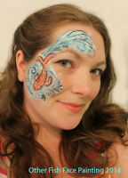 Other Fish Face and Body Painting