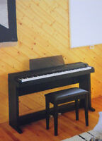 Piano Roland 800 avec interface MIDI