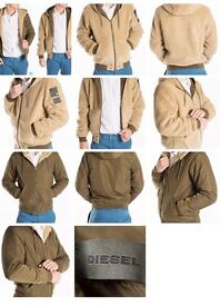 Brand new Diesel reversible Jacket with Tag