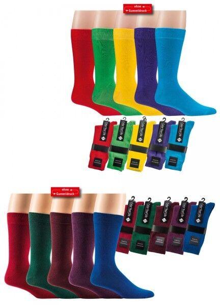 2Paar-bunte-unifarben-unisex-Socken-ohne-Gummirand-Freizeit-Business-Anzug 39-46