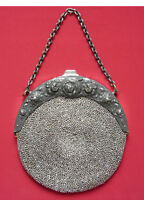 Sac a main doigt tres ancien - Handbag Finger purse Vintage 1900