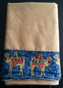 Morrocan Themed Tablecloth - Large Size Gatineau Ottawa / Gatineau Area image 2
