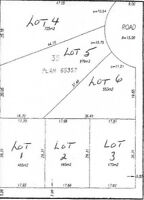 LOT 6. LAND ONLY .14 Acre