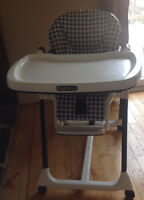 Peg perego prima papa high chair