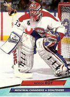 1992-93 Fleer Ultra Series 1 + 2 Set
