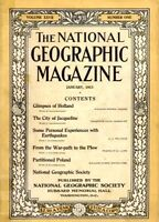 70's NATIONAL GEOGRAPHIC MAGAZINES