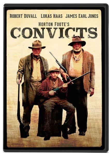 CONVICTS (Jerry Biggs) - DVD - Region 1