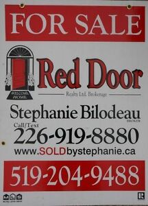 Everything is costing you more, your commission doesn't have to! London Ontario image 2