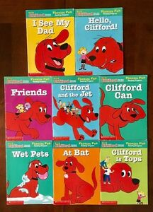 Phonic and Beginner Readers - Clifford the big red dog