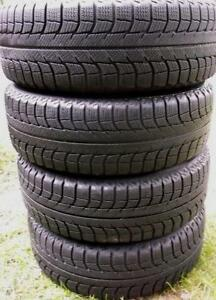 175 65 15 - MICHELIN XICE Xi2 - SNOW TIRES - SET OF 4