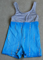VIBRANT GIRL'S SIZE 4X and 8 -10 GYMNASTIC / DANCE BODY SUITS