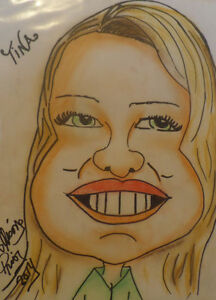 CARICATURE Artist Available for Parties and Events.. St. John's Newfoundland image 7