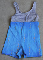 VIBRANT GIRL'S SIZE 4 - 6 GYMNASTIC / DANCE BODY SUITS