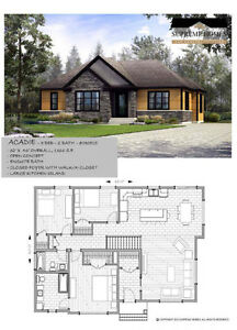 Build this Home on your lot for $254,300.00 Premier Island Homes