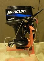 NEW MERCURY SEAPRO 25 HP OUTBOARD JET MOTOR