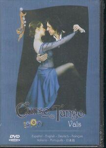 TANGO ARGENTIN LESSON COURSE OF VALS  DVD Half Price