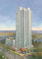 The Ravine Condos at DVP and York Mills