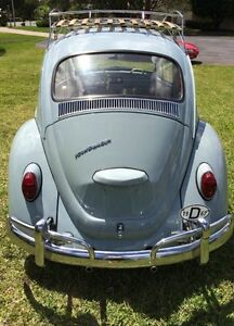 Wanted:  rear bumper for 1950-60's VW Beetle