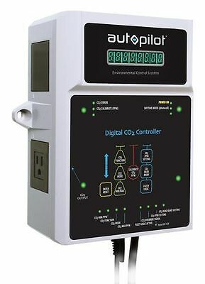 Autopilot Digital Co2 Controller Fuzzy Logic - ...