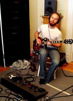 Guitar Lessons at Your Home
