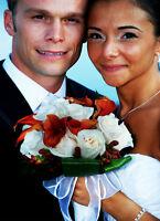 PHOTOGRAPHE ET VIDÉOGRAPHE POUR MARIAGE ET ÉVÉNEMENT 399$