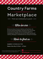 Country Farms Marketplace at Confed Mall