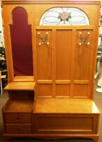 Custom Made Hall Butler Available by Online Auction