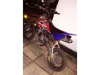 140cc Lifan Pit bike Pitbike Quad bike Quad bike Dirt bike SWAPS or CASH