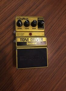 Digitech X-series tone driver/discontinued. West Island Greater Montréal image 1