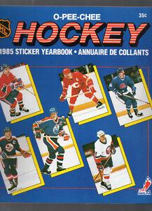album o-pee-chee hockey neuf