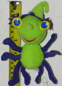 Squirt from Miss Sunny Patch Spider Plush Toy
