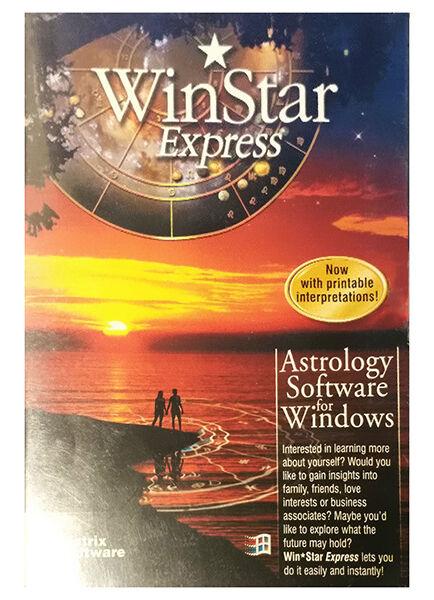 Summary -> Astrology Software Programs Kepler Pegasus Solar Fire