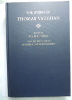 The Works of Thomas Vaughan (1984, Hardcover)