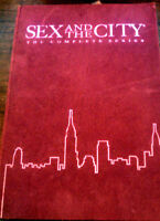 Sex and the City - The Complete Series (DVD, 2005, 20-Disc Set)