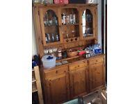 Welsh dresser - Pine by DUCAL