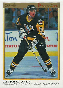1990-91 OPC PREMIER .... hockey .... complete 132 card set