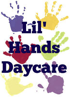 Lil' Hands Daycare Silverwood - 12 months + F/T and P/T