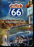 2-4-1 Route 66 Marathon Tour 5 DVD / Dirty Harry Collectors set