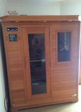 Trinity Far Infrared Sauna 3 Person Cedar Terrigal Gosford Area Preview